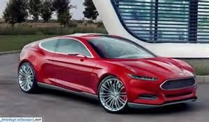 2018 Mustang Concept Car