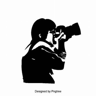 Camera Pngtree Photographer Logos Clipart Nature Boys