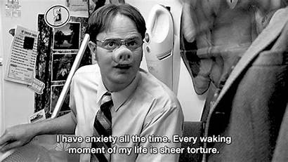 Anxiety Dating Someone Office Dwight Know Before