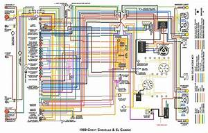 1967 Chevelle Headlight Wiring Diagram