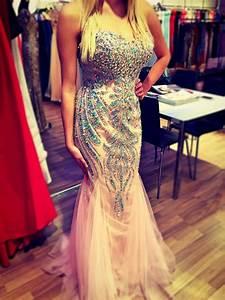 robe de ceremonie en strass paillete en sirene boutique With robe de ceremonie cette combinaison bijoux strass
