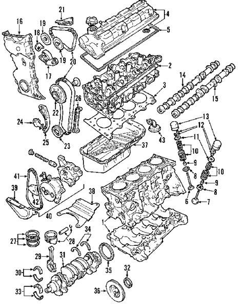 Suzuki 2 0 Engine Diagram by 1 8 Liter Suzuki Sidekick Sport Secrets Or One Point Eight