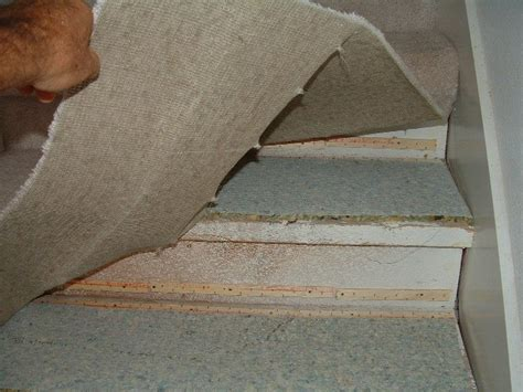how to install carpet on stairs laminate or hardwood on stairs preparation ta bay step by step instructions