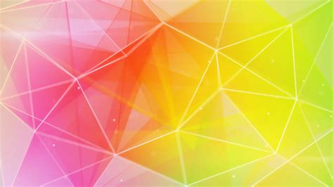 colorful backrounds abstract triangle geometrical colorful background loop