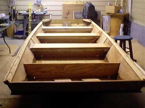 Jon Boat Transom Reinforcement by Dear