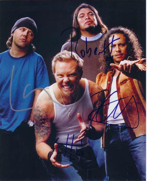 Rock Artist Biography Metallica Biography