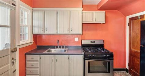 salmon colored kitchen salmon colored kitchen foundonredfin colors and 2092