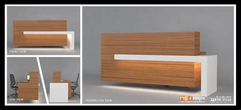modern reception desk design furniture modern ebay reception desk with light accent