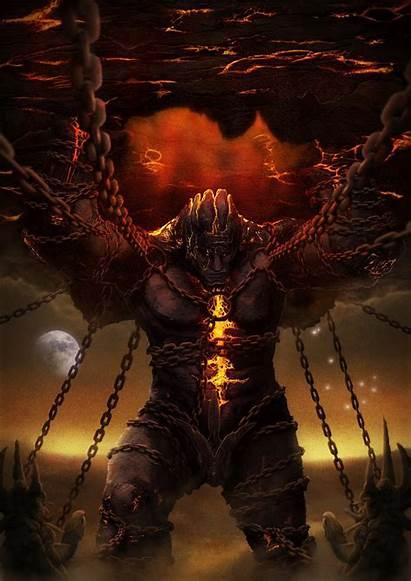 Atlas Strength God War Greek Mythology Cronos