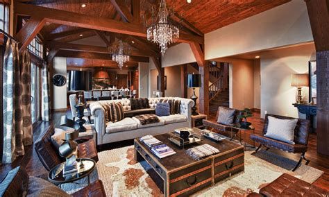 steunk interior design style and decorating ideas