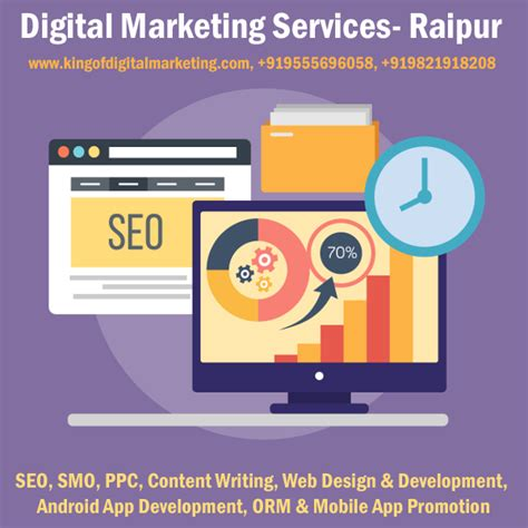 Digital Marketing And Seo Services by Seo Services In Raipur Digital Marketing Smo Ppc Company