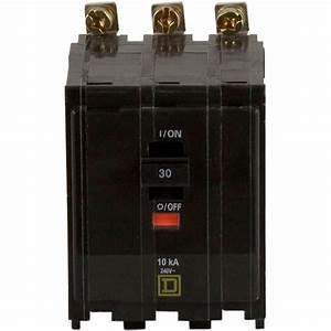 Square D Qo 30 Amp 3