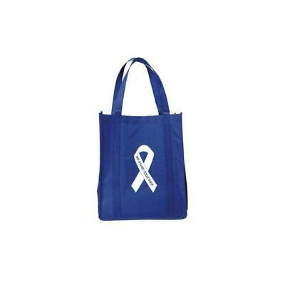 Insurance companies have the right to oversee the repair costs on an insured vehicle. Blue Awareness Ribbon Tote Bag   eBay