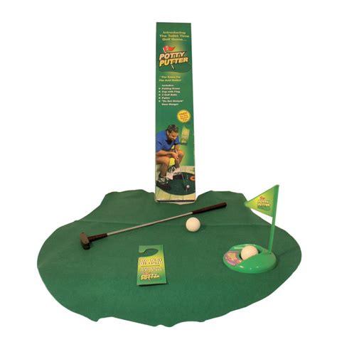 mini golf pour toilettes commentseruiner