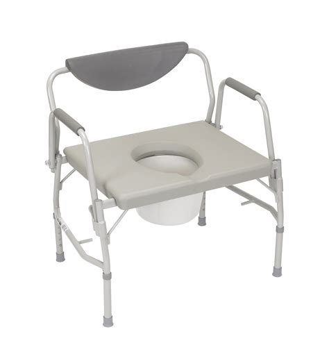 bedside commode chair liners image gallery commodes