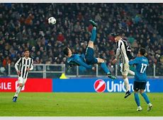 Cristiano Ronaldo's outrageous bicycle kick caps emphatic
