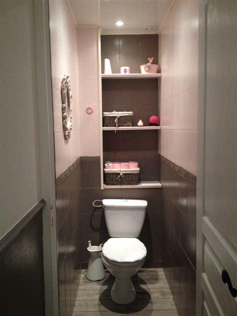 toilettes photo 1 6 parquet vieilli gris