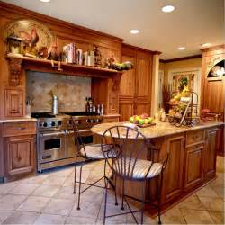 stunning primitive country kitchen decor ideas with two