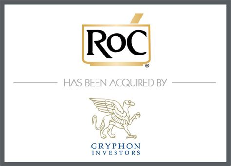jjs roc skincare brand acquired gryphon
