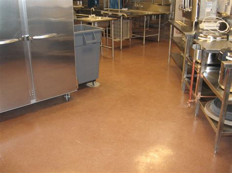 epoxy floors  commercial kitchens cafeteria cny