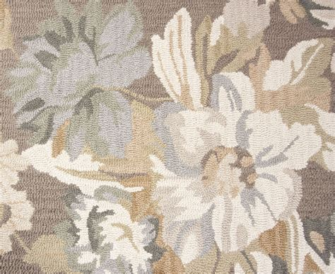 6 X 9 Area Rug by Beautiful Wool Area Rug 8x10 Contemporary Modern Floral