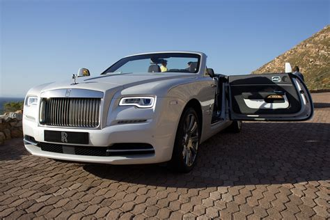 The 2018 Rolls Royce Dawn First Drive