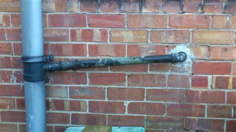 replacing  external waste pipes diynot forums