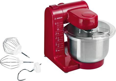 Bosch Mum 44 R 1 Küchenmaschine Rot Elektrokleingeräte Küchenmaschinen