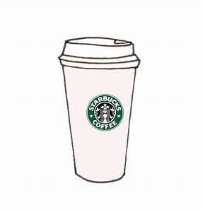 Starbucks clipart cup drawing tumblr - Pencil and in color ...