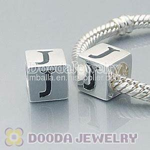 european style sterling silver alphabet beads from china With sterling silver letter beads wholesale