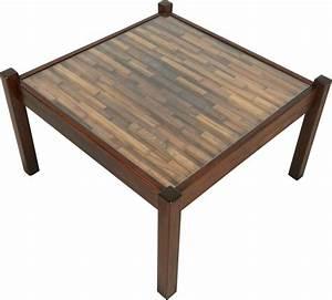 Table Basse Vintage Bois : table basse vintage en bois de percival lafer 1960 design market ~ Melissatoandfro.com Idées de Décoration