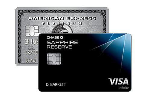 chase sapphire reserve   american express