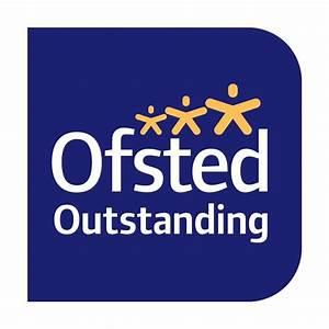 Oftsed Outstanding Logo