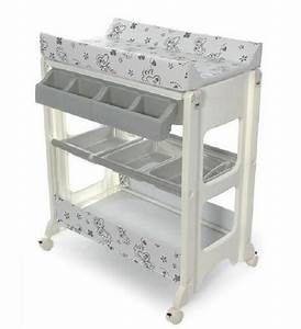 Rangement Table à Langer : table langer avec rangements butterfly les b b s du bonheur ~ Teatrodelosmanantiales.com Idées de Décoration