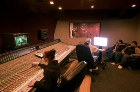 gallery los angeles recording school