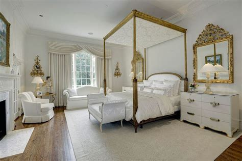 27 Luxury French Provincial Bedrooms (design Ideas