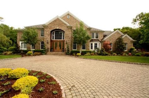 Caroline Manzo's House In Franklin Lakes, Nj  Virtual