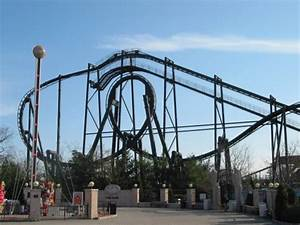 Batman The Ride @ Six Flags Great Adventure in New Jersey ...