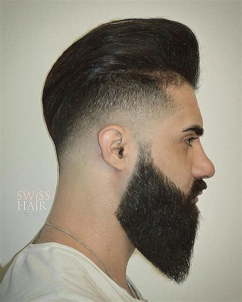 new hairstyle with beard 2017 hairstyles