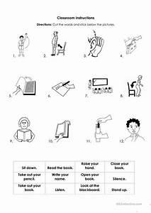 School Instructions Worksheet