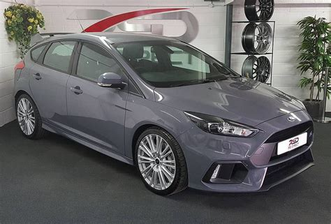 #22 Arrives And It's Our First Stealth Grey Ford Focus Rs