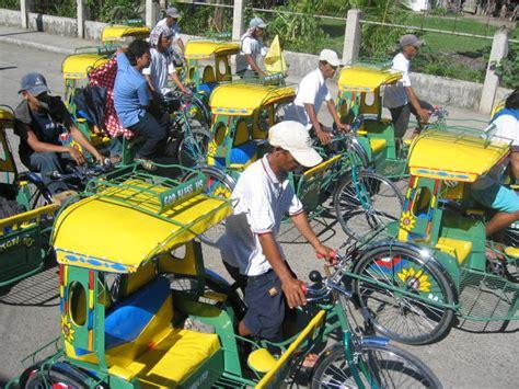 philippines pedicab philippines