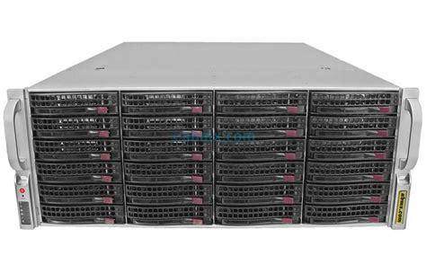 4u Rackmount Nas Server (up To 192 Tb)