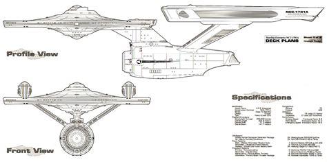 starship deck plans pdf u s s enterprise ncc 1701a deck plans