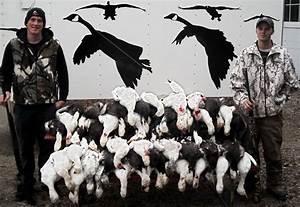 Nebraska Snow Goose Hunting