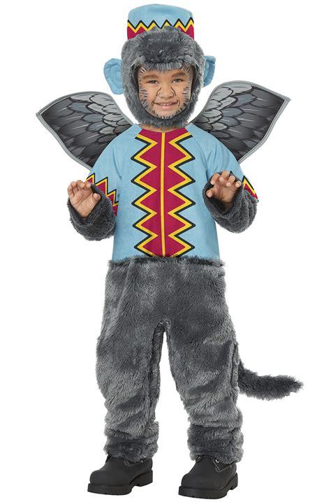 flying monkey  oz toddler costume purecostumescom
