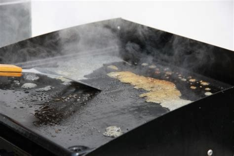 cuisiner avec une plancha comment nettoyer une plancha à gaz ou électrique