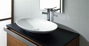 lavabo salle de bain moderne et design porcelanosa photo With salle de bain design avec lavabo moderne