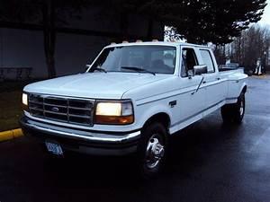 1993 Ford F  7 3l Turbo Diesel   Dually    5 Speed