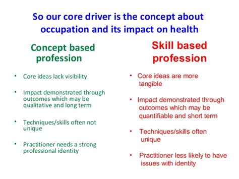 occupational science   application  occupational